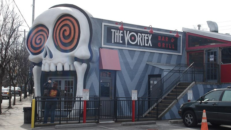 Large Of The Vortex Atlanta
