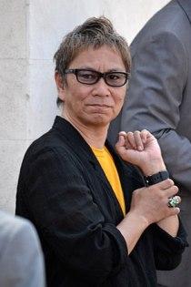 Français : Takashi Miike au 64ème festival de ...