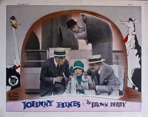The Brown Derby 1926