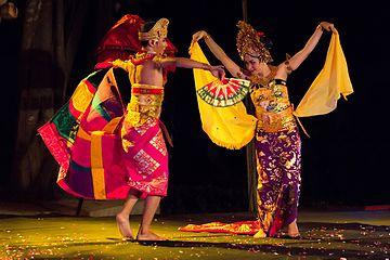 Danza en Indonesia - Wikipedia, la enciclopedia libre