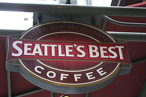 Seattle's Best Coffee, Seattle, Washington