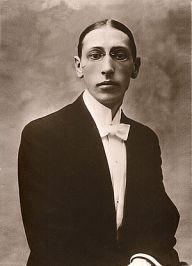 English: russian Composer Igor Stravinsky ????...