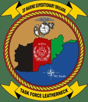 Unit insignia of 2d Marine Expeditionary Briga...