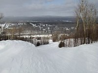 English: Big Powderhorn Mountain ski resort - ...