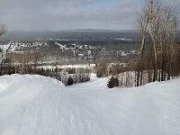 English: Big Powderhorn Mountain ski resort - ...