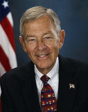 George Voinovich, United States Senator photo ...