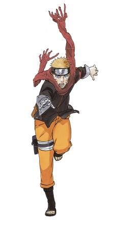 Naruto Uzumaki   Wikipedia Naruto Uzumaki in his young adult design