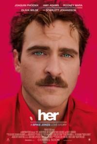 Poster for 2014 Oscars hopeful Her