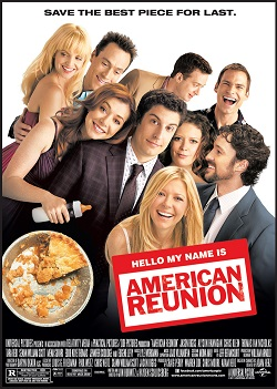 Download American Reunion (2012) Dual Audio BRRip 300mb ESubs