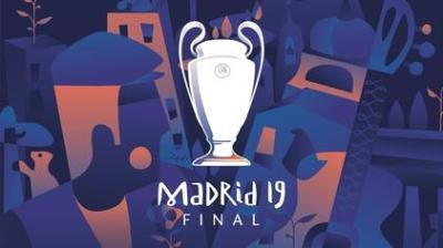 2019 UEFA Champions League Final - Wikipedia
