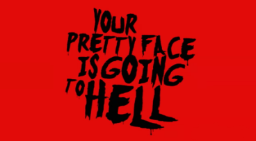 Your Pretty Face Is Going to Hell - Krampus Nacht