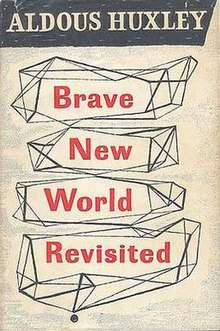 the time machine brave new world Hg wells' time machine and scientism propaganda: esoteric analysis  like  huxley's brave new world, the suppression of real metaphysics.