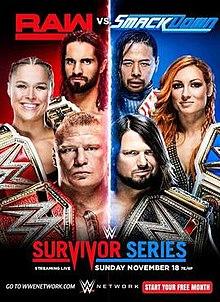 Survivor Series (2018) - Wikipedia
