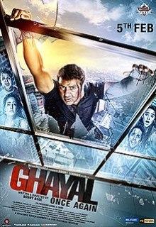 Ghayal Once Again (2016) - Poster.jpg