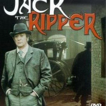 DVD cover for Jack the Ripper