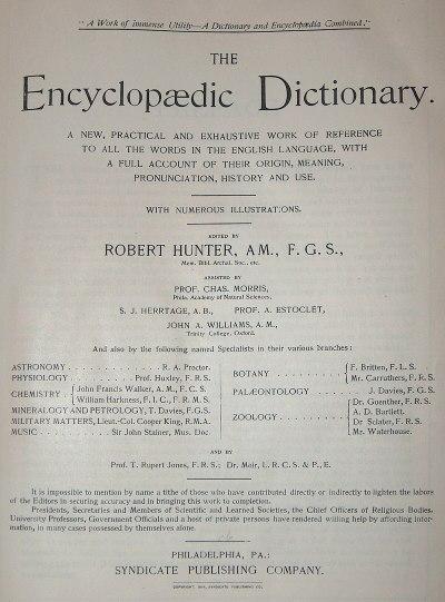 Encyclopedic dictionary - Wikipedia