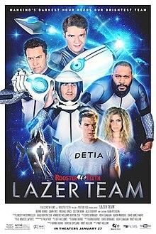 Theatrical poster of Lazer Team.jpg