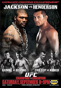 A poster or logo for UFC 75: Champion vs. Champion.