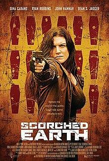 Scorched Earth (2018 film) - Wikipedia