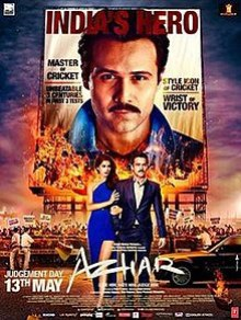 Azhar Hindi poster.jpg