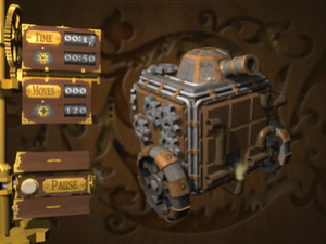 "Cogs screenshot showing the ""Siege Engine..."