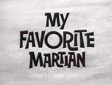 My Favorite Martian - Wikipedia, the free encyclopedia