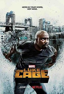 Luke Cage  season 2    Wikipedia Luke Cage season 2 poster jpg