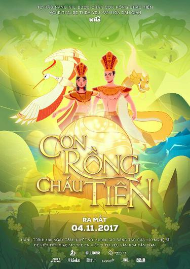 Con Rồng cháu Tiên (phim) – Wikipedia tiếng Việt