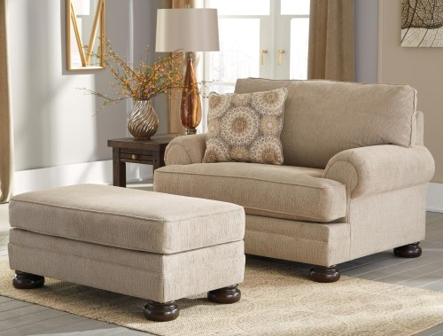Medium Of Sitting Chair With Ottoman