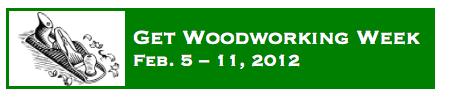Get Woodworking Week