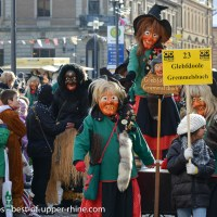 Carnival — Fasnacht in the Upper Rhine valley — Update 2016