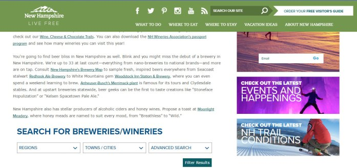 wineries in nh