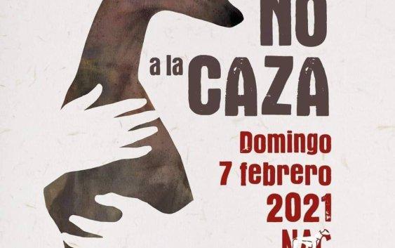 MANIFESTACIÓN NO A LA CAZA