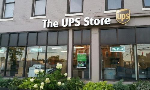 Medium Of Ups Delivered To Wrong Address