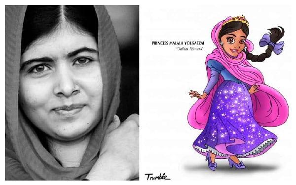 Princesa-Malala-Yousafzai