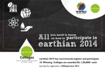 Wipros earthian