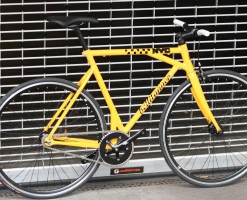 Bellitanner urban bike