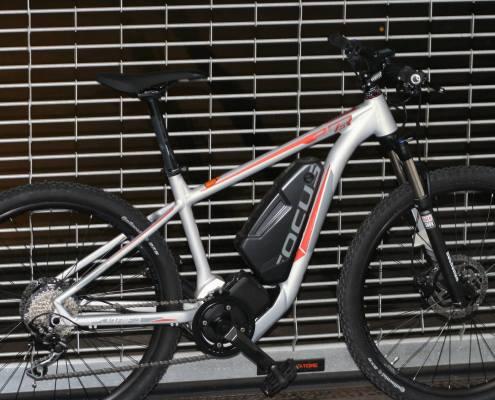 Focus Jarifa E bike