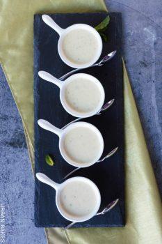 Avocado Mint Soup | urbanbakes.com