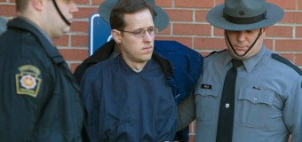 Man Who Ambushed and Killed Pennsylvania Police Ordered to Stand Trial