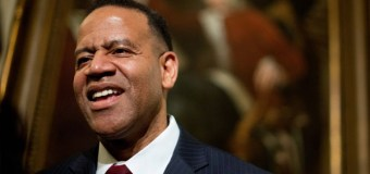 Atlanta Mayor Kasim Reed Protested After Firing of Anti-Gay Fire Chief Kelvin Cochran