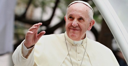 Pope Francis (Lisa Maree Williams/Getty Images)