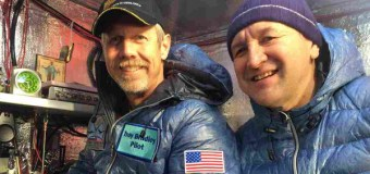 Balloonists Set Records Crossing Pacific