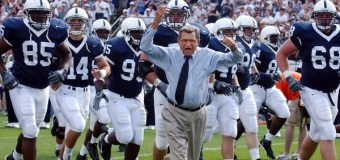 Wins from Paterno Era Restored to Penn State