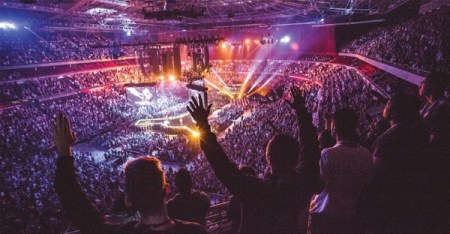 2014 Hillsong Conference in Sydney (Courtesy of Hillsong)