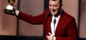 Sam Smith Is King of 57th Grammys With Four Top Awards