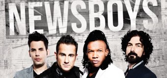 """Newsboys """"We Believe God's Not Dead"""" 2015 Spring Tour Launches (Video)"""