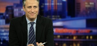 Jon Stewart Is Leaving 'The Daily Show'