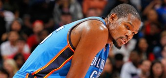 Kevin Durant Calls Out NBA Writer Over Twitter Critique