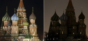 Cities Around the World Go Dark for Earth Hour 2015